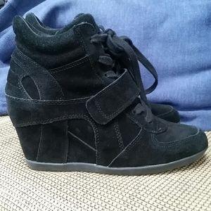 Ash heeled sneakers